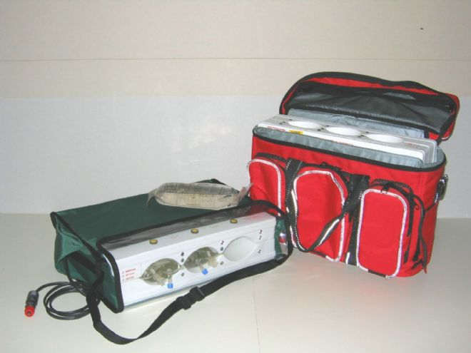 MediHeat - MH900 Portable IV Fluid Warmer
